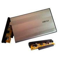 Gabinete Externo Usb Disco Duro Laptop Sata 2.5 Soporta 1tb
