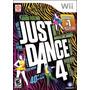 Just Dance 4 Nintendo Wii Gaming Nuevo En Caja