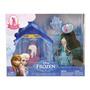 Castillo De Elsa 2 En 1 Frozen Disney Mattel