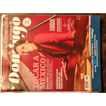 Revista Domingo Portada Julieta Venegas De Coleccion