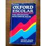 Diccionario Oxford Escolar Español Inglés-ed-univ.oxford-pm0
