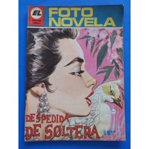 Despedida De Soltera # 2 Ed. Latinoamericanas Diciembre 1966