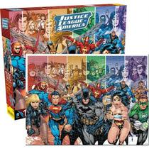Rompecabezas 1000 Piezas Liga De La Justicia Aquarius