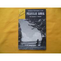 Antiguo Libro Películas Kodak Blanco Y Negro.