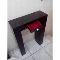 Credenza De Lujo Chica Mueble Para Recibidor O Pasillo Vv4