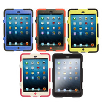 Funda Griffin Survivor Uso Rudo Para Ipad Mini + Stylus