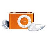 Reproductor Mp3 Tipo Shuffle Slot Micro Sd + Audifonos