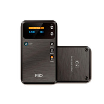 Fiio E17, Amplificador Portátil De Auriculares Con Dac, Vv4