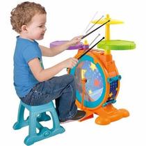 Bateria Little Virtuoso Juguetes Para Niños