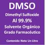 Dmso Dimetil Sulfoxido 99.9% Grado Farmac�utico Un Litro
