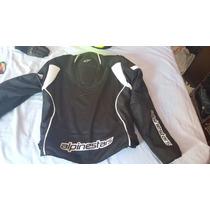 Chamarra Motociclista Alpinestars T-gp Plus R Air