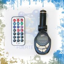 Transmisor Fm Control Remoto Fm Usb Microsd Mayoreo Comtf