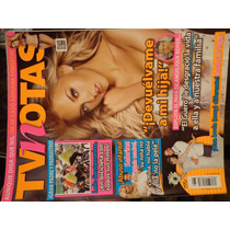 Revista Tn Notas Usa Portada Angelique Boyer De Coleccion