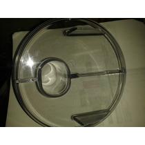 Tapa Transparente Para Extractor Turmix Cyclone Ciclon