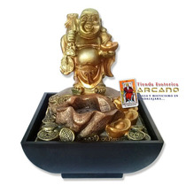 Fuente De Buda - Atrae Prosperidad, Armonía Y Buena Energias