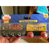 Thomas & Friends Tren Para Vias De Madera