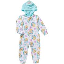 Mameluco Pijama Frozen Disney Talla 4 Envio Gratis