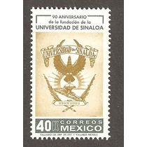 Mexico Univeridad De Sinaloa Vbf