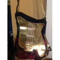 Bolsa De Hanna Montana Guitarra