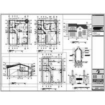 950 Planos De Casas En Autocad Profesionales Y Certificados