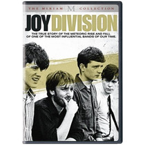 Dvd Original Joy Division Bernard Sumner Peter Hook I Curtis