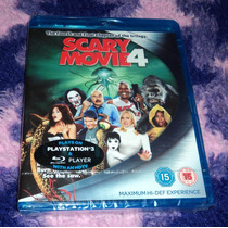 Scary Movie 4 - Bluray Importado C/ Subtitulos Español Hm4