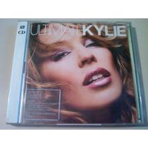 Kylie Ultimate 2 Cds Set Usado Importado Eu