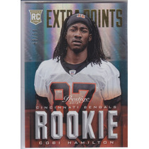 2013 Prestige Extra Points Gold Rookie Cobi Hamilton 38/50