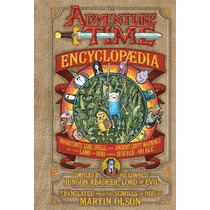 Libro The Adventure Time Encyclopaedia