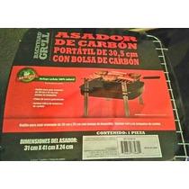 Asador Portatil Carbon Backyard Grill