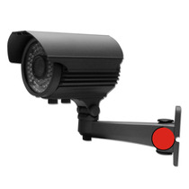 Camara Video Cctv Bullet 800 Tvl Zoom Varifocal 72 Leds Ir