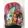 Mochila Backpack Monster High, Mn4