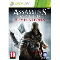 Assassin´s Creed Revelations Xbox 360 Nuevo