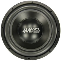 Woofer Mmats P3.0 D 12 Pulgadas 1400 Watts Competencia Spl