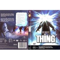 Gore Dvd The Thing La Cosa Del Otro Mundo 82 John Carpenter