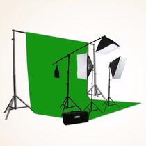 Pantalla Verde Ephoto H9004sb-1012g Chromakey Green Screen