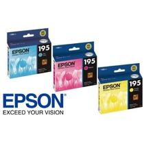 Tinta Epson T195 Cualquier Color (c,m Ó Y) Xp101 Xp201 Xp211