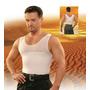 Camiseta Remodeladora De Hombre Y Mujer Kisha 2 X 1