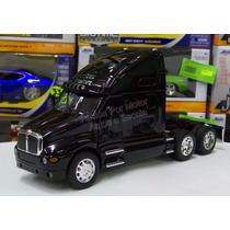 1:32 Kenworth T2000 Tractocamión Negro Welly Display