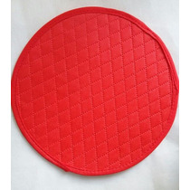 Tortillero Capitonado Rojo Tela No Tejida 10 Piezas