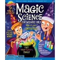 Científico Explorador Magia De La Ciencia Para Wizards Sólo