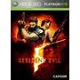 Resident Evil 5 Platinum Hits Xbox 360 Nuevo