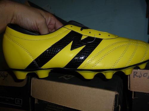 Zapatos Manriquez Colores Fotbol b8d67b3442a72