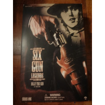 Billy The Kid Six Gun Legends 12 Pulgadas 30 Cm De Coleccion