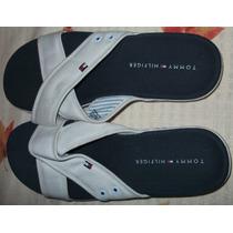 Sandalias De Tela, Color Blanco, Tommy Hilfiger, Mujer,$900