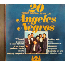 Los Ángeles Negros - 20 Éxitos Originales De Los Ángeles N..