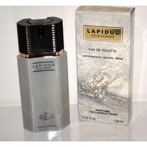 Maa Perfume Ted Lapidus De Caballero 100% Original (100ml)