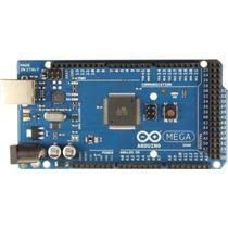 Arduino Mega 2560 R3 Original - Atmel Robotica