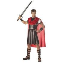 Disfraz De Gladiador, Guerrero, Romano, Hercules P/ Adultos