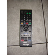 Control Sony Blue Ray Boton Netflix Rmt-b119a Original